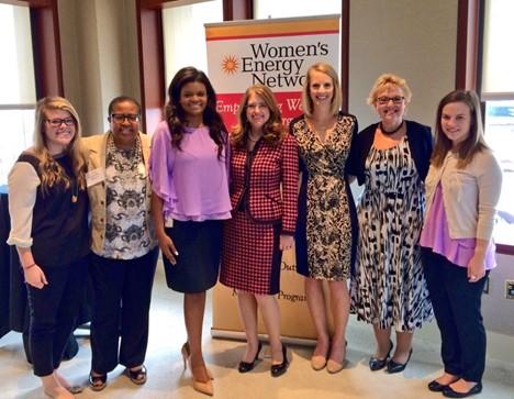 Group of women in Women's Energy Network