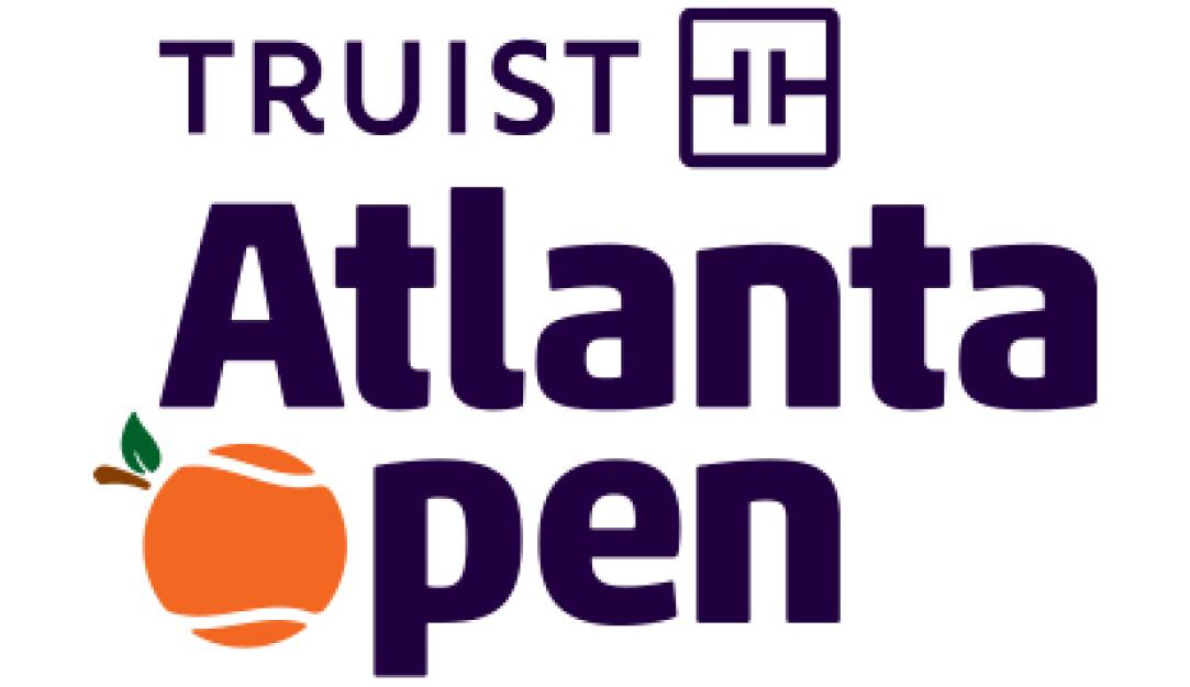 truist atlanta open logo