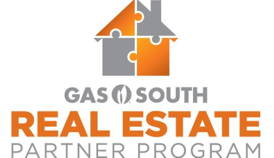 Gas South Real Estate Partner Program logo