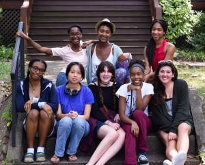 The Wren's nest group photo