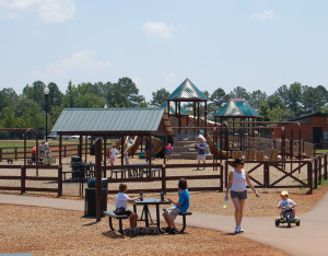 playground in the community